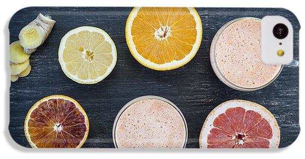 Citrus Smoothies IPhone 5c Case