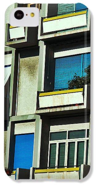 City Balconies IPhone 5c Case by Silvia Ganora