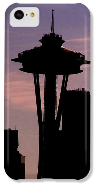 City Needle IPhone 5c Case by Tim Allen