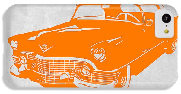 Landmarks iPhone 5c Case - Classic Chevy by Naxart Studio