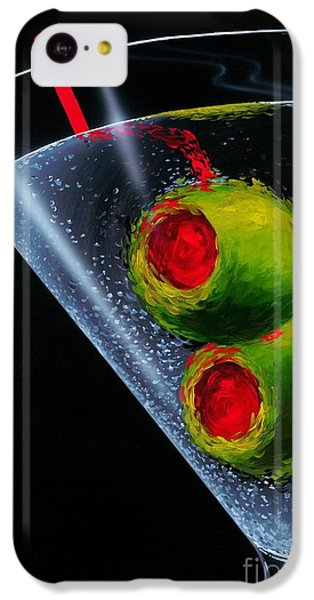 Classic Martini IPhone 5c Case by Michael Godard