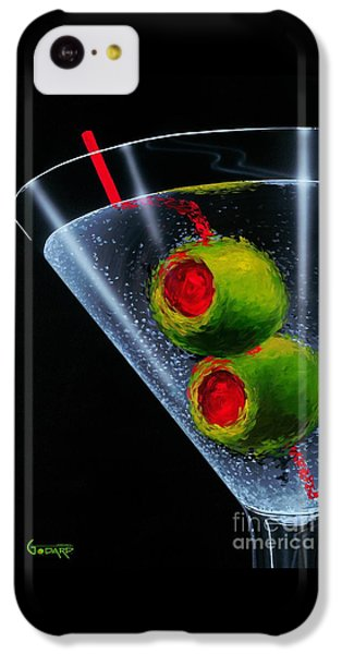 iPhone 5c Case - Classic Martini by Michael Godard