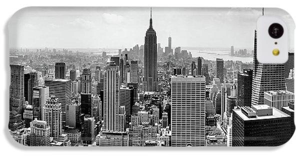 Apple iPhone 5c Case - Classic New York  by Az Jackson