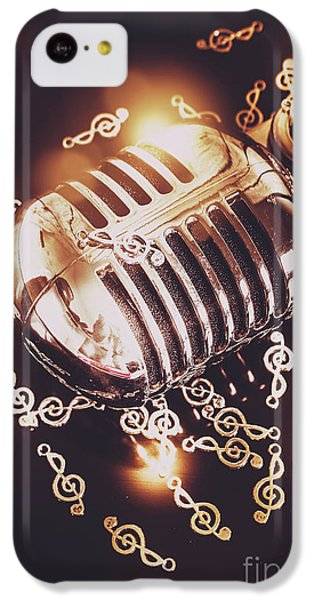 Sound iPhone 5c Case - Classics At The Audio Hall by Jorgo Photography - Wall Art Gallery