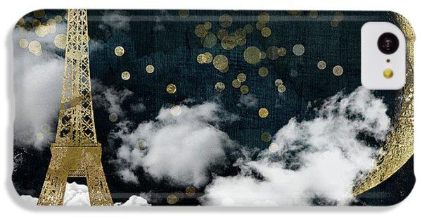 Cloud Cities Paris IPhone 5c Case by Mindy Sommers