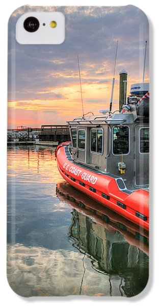 Coast Guard Anacostia Bolling IPhone 5c Case by JC Findley