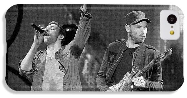 Coldplay 14 IPhone 5c Case by Rafa Rivas