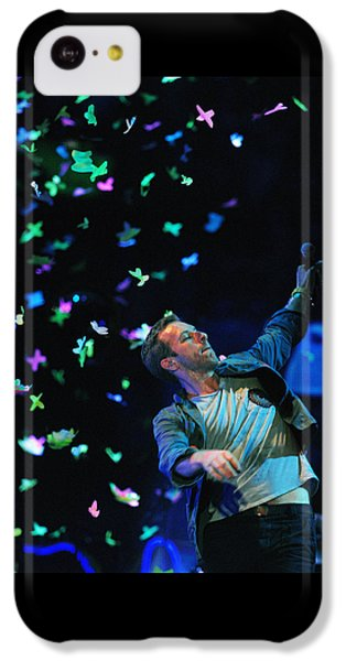 Coldplay iPhone 5c Case - Coldplay1 by Rafa Rivas