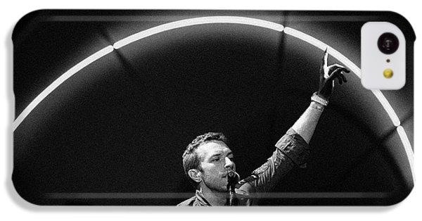 Coldplay10 IPhone 5c Case by Rafa Rivas