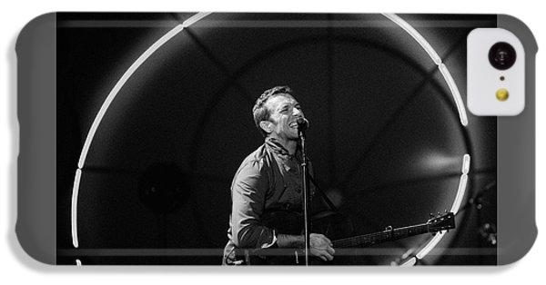 Coldplay11 IPhone 5c Case by Rafa Rivas