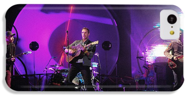 Coldplay5 IPhone 5c Case by Rafa Rivas