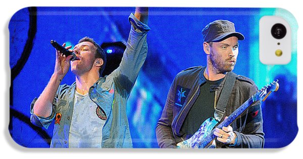 Coldplay6 IPhone 5c Case by Rafa Rivas