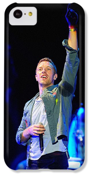 Coldplay iPhone 5c Case - Coldplay8 by Rafa Rivas