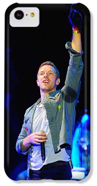 Coldplay8 IPhone 5c Case by Rafa Rivas