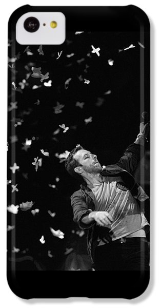 Coldplay iPhone 5c Case - Coldplay 9 by Rafa Rivas