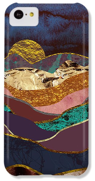Landscapes iPhone 5c Case - Color Fields by Katherine Smit