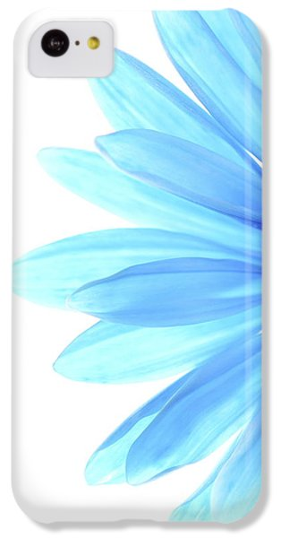 Color Me Blue IPhone 5c Case by Rebecca Cozart