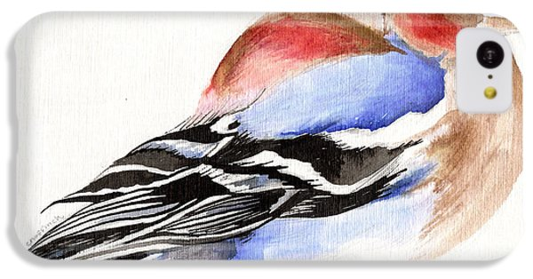 Colorful Chaffinch IPhone 5c Case by Nancy Moniz
