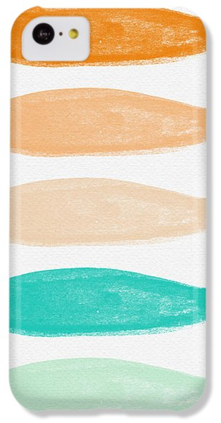 Colorful Fish IPhone 5c Case by Linda Woods