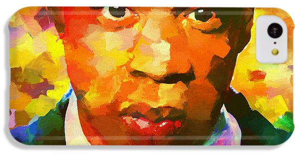 Colorful Jay Z Palette Knife IPhone 5c Case