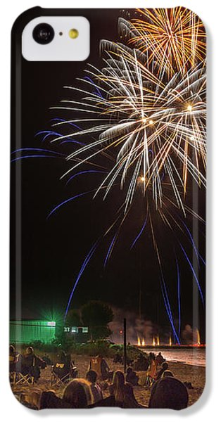 IPhone 5c Case featuring the photograph Colorful Kewaunee, Fourth by Bill Pevlor
