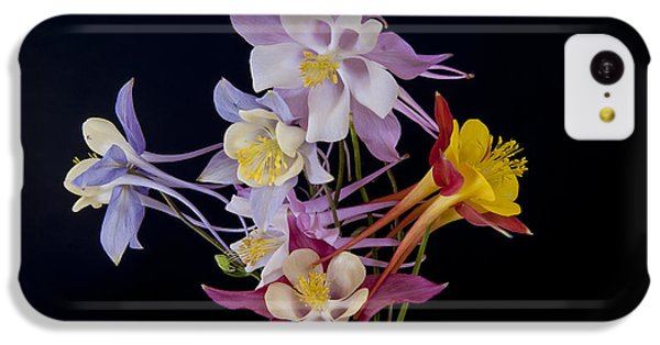 IPhone 5c Case featuring the photograph Columbine Medley by Gary Lengyel