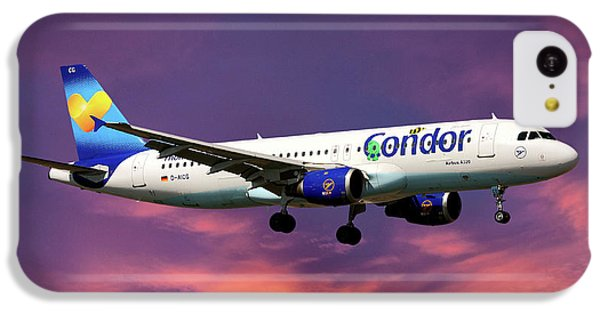 Condor Airbus A320-212 IPhone 5c Case