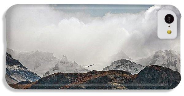 Condor iPhone 5c Case - A Condor View by Ryan Weddle