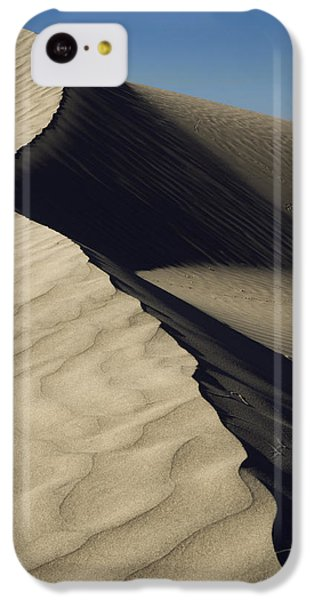 Contours IPhone 5c Case by Chad Dutson