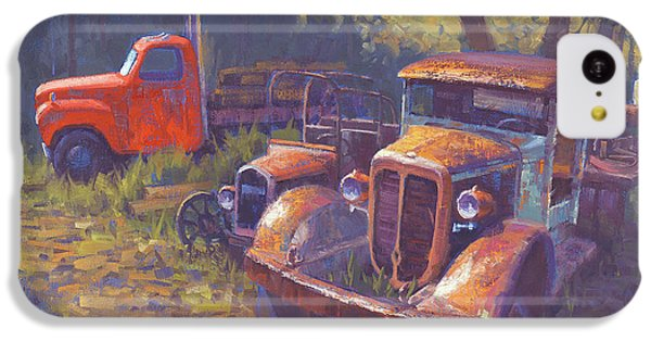 Truck iPhone 5c Case - Corbitt And Friends by Cody DeLong