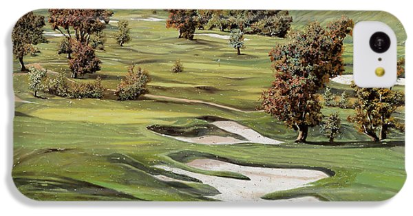 Cordevalle Golf Course IPhone 5c Case
