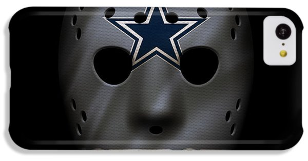 Cowboys War Mask 2 IPhone 5c Case