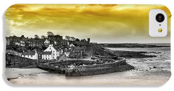 Crail Harbour IPhone 5c Case