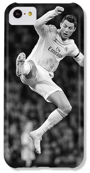 Cristiano Ronaldo 35 IPhone 5c Case
