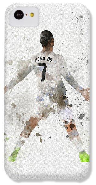 Cristiano Ronaldo IPhone 5c Case