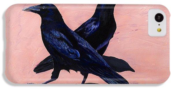 Crows IPhone 5c Case