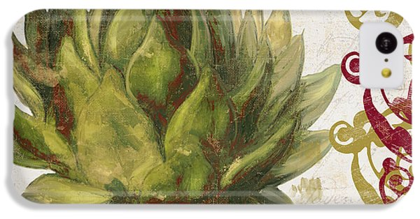 Cucina Italiana Artichoke IPhone 5c Case by Mindy Sommers