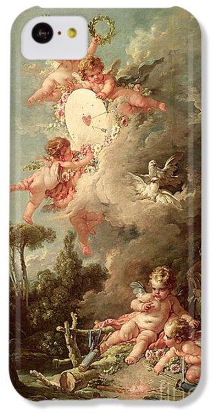 Cupids Target IPhone 5c Case