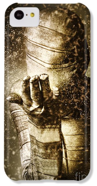 Curse Of The Mummy IPhone 5c Case by Jorgo Photography - Wall Art Gallery
