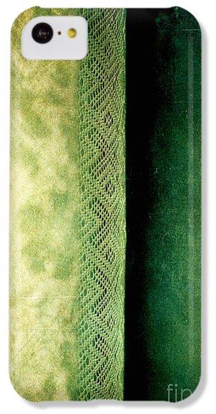 Curtain IPhone 5c Case by Silvia Ganora