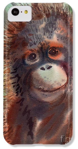 My Precious IPhone 5c Case by Donald Maier