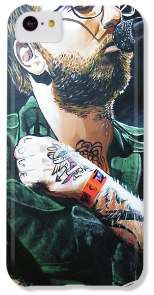 Dallas Green IPhone 5c Case