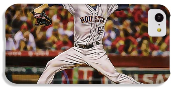 Dallas Keuchel Baseball IPhone 5c Case