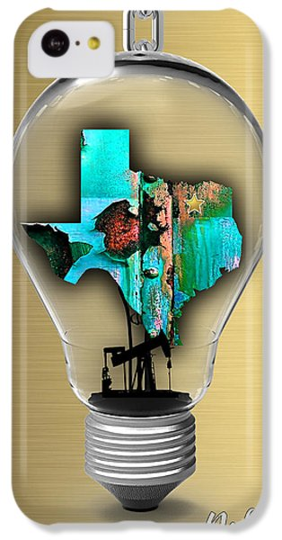 Dallas Texas Map Collection IPhone 5c Case