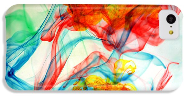Dancing In Water IPhone 5c Case by Michael Ledray