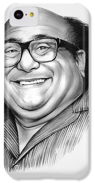 Cuckoo iPhone 5c Case - Danny Devito by Greg Joens