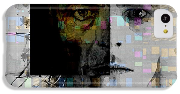 Musicians iPhone 5c Case - Dark Star by Paul Lovering
