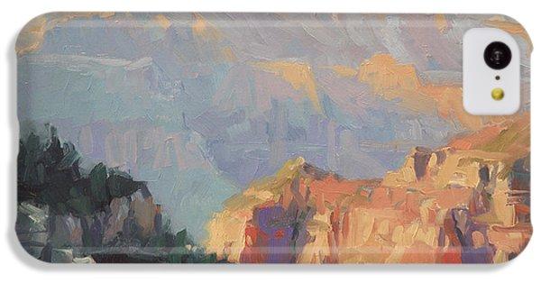 Grand Canyon iPhone 5c Case - Daybreak by Steve Henderson