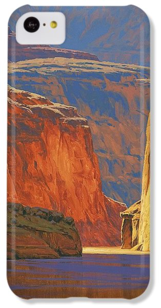 Deep In The Canyon IPhone 5c Case