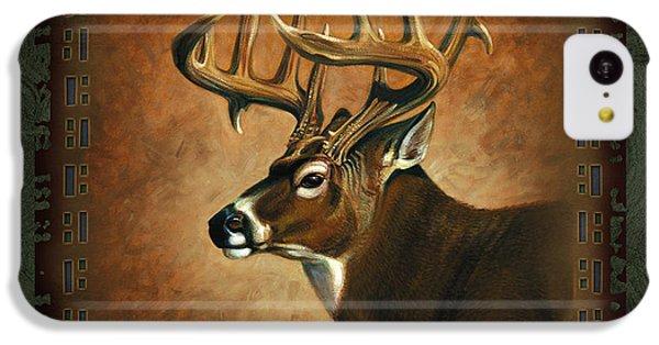 Deer Lodge IPhone 5c Case